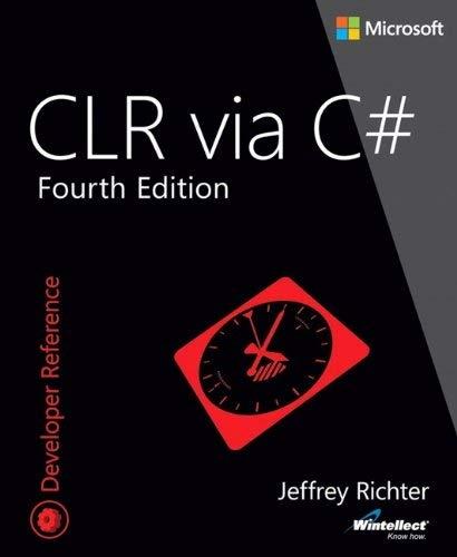 Bright Light Books Clr Via C 4th Edition Developer Reference